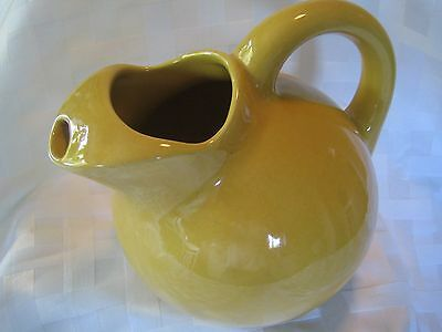 Vintage Beauce Beauceware Canada # 107 Water Pitcher Canadian Ceramic Pottery