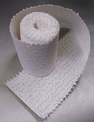Craft Wrap PLASTER CLOTH BANDAGE ROLL Casting Gauze - Belly Cast Art - 4in x 5yd