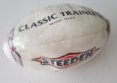 Steeden Classic Trainer Mod Size Rugby Ball