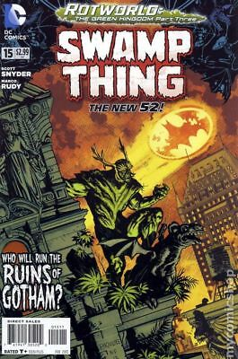 Swamp Thing (2011 5th Series) #15 VF