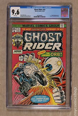 Ghost Rider (1973 1st Series) #14 CGC 9.6 0962699004