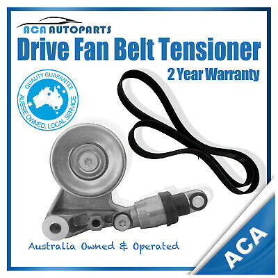 Nissan Patrol GU Navara D22 Y61 Drive Fan Belt Tensioner Assembly ZD30 3.0 00-07