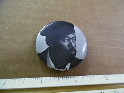 1968 Eldridge Cleaver Presidential Campaign Pinback Button Black Panther Party