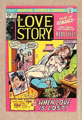 Our Love Story (1969) #29 FN/VF 7.0