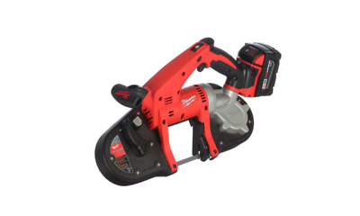 Portable Cordless Band Saw Kit Cut Metal Pipe Power Tool Contractor M18 Overhead