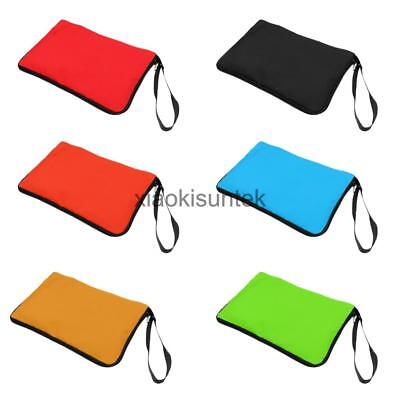 Mountaineering Rock Climbing Guide Book Manual Map Protector Zip Cover Case Bag