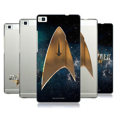 Official Star Trek Discovery Logo Hard Back Case For Huawei Phones 1