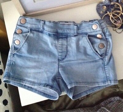 Country Road Girls Denim Shorts Size 10. Perfect For Summer