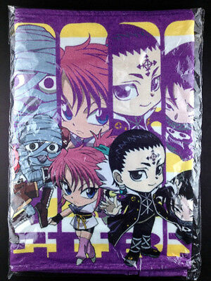 Hunter x Hunter Phantom Troupe Chrollo Lucilfer Sports Towel official UTE New