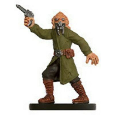 Kel Dor Bounty Hunter - Star Wars Legacy of the Force Miniature