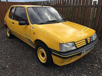 Peugeot 205 Rallye 66k only! **price reduced**