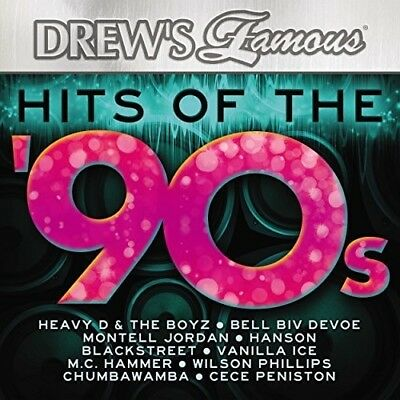 Various Artists - Drew's Famous - Hits Of The 90s (Various Artists) [New CD]