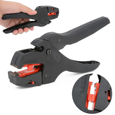 FS-D3 Self-Adjusting Pliers Insulation Stripping Wire Stripper Cutter Tool New