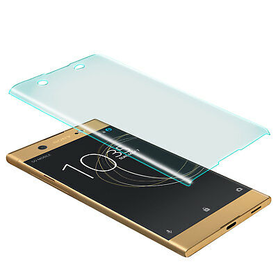 3D Displayschutz Glas Panzerglas für Sony Xperia XA1 Ultra - Full Cover Curved
