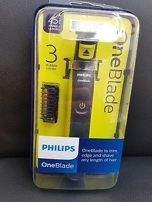 Philips OneBlade PRO QP2530/25 -60 minutes run time /New**