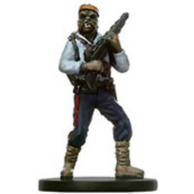 Klatooinian Hunter - Star Wars Bounty Hunters Miniature