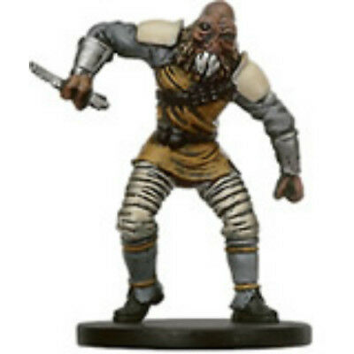 Aqualish Assassin - Star Wars Bounty Hunters Figure