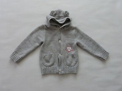 Baby Girls Boys Jumper Cardigan size 12-18 Months