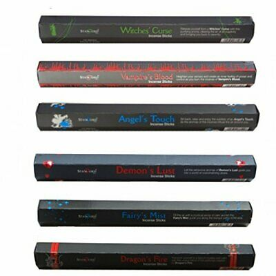 Stamford Incense Sticks Mythical Selection Pack With Different Fragrances