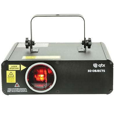 Qtx 3D Objects Effetto Laser Rgb 46 Led Dmx