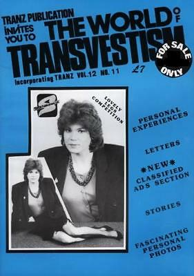 THE WORLD OF TRANSVESTISM Vol.12 #9 - Vintage Transvestite Magazine