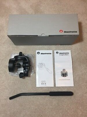 Bogen / Manfrotto 3130 / 128Rc Fluid Video Head Very Good Condition