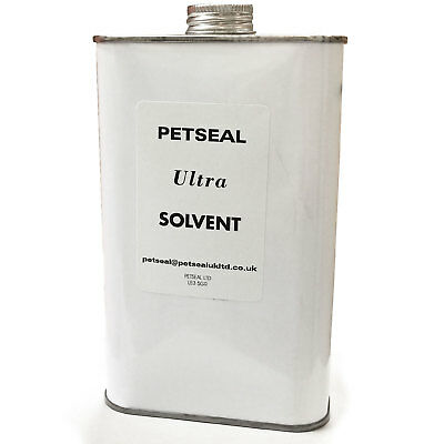 Petseal Ultra Removal Solvent 500ml Tin
