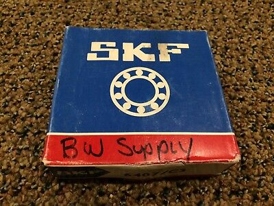 NEW SKF 6407 / C3 Deep Groove Ball Bearing - Free Shipping