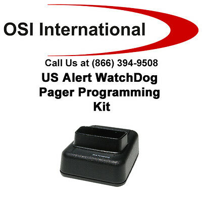 WatchDog Pager Programmer