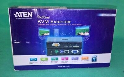 ATEN CE250A KVM Extender Over Cat 5e PS2 Up to 150M
