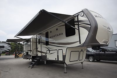 2018 Keystone Montana 3160RL Fifth Wheel RV Camper