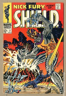 Nick Fury Agent of SHIELD (1968 1st Series) #2 FN 6.0
