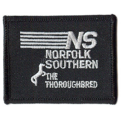 Patch- NORFOLK SOUTHERN Railroad (NS) The Thoroughbred # 22227 -NEW