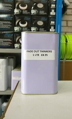 Fade out Thinners 1 ltr