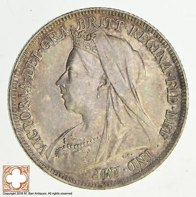 1897 Great Britain 1 Shilling *5177