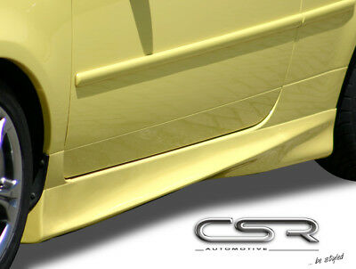 RDX Racedesign RDSL017 Side Skirts
