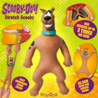 Stretch Scooby-Doo Figure - Stretches up to 3 times his size