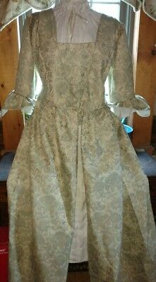 18th Century Polonise with Stomacher