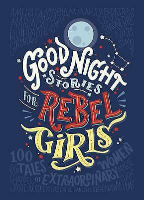Good Night Stories for Rebel Girls, Favilli, Elena
