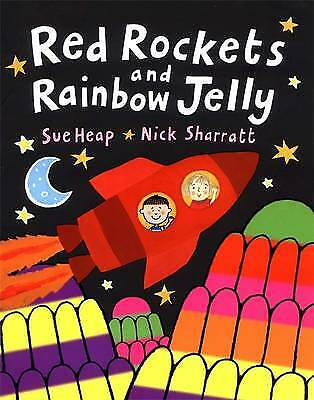 Red Rockets and Rainbow Jelly, Heap, Sue