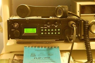 Military aviation transceiver