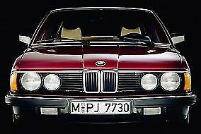 MANUALE OFFICINA BMW E23 728 & 745i my 1977 - 1987 WORKSHOP MANUAL SERVICE EMAIL