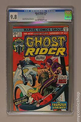 Ghost Rider (1973 1st Series) #13 CGC 9.8 0088081008