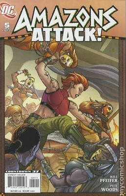 Amazons Attack (2007) #5 FN