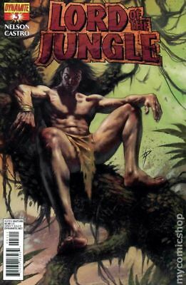Lord of the Jungle (2011 Dynamite) #3A VF