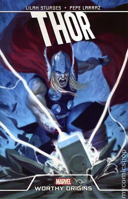 Thor Worthy Origins TPB (2017 Marvel) #1-1ST NM