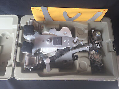 2 Whip Mix Dental 3040 & 2240 Articulators With Accessories + 2  Carrying Cases