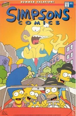 Simpsons Comics (1993) #10 NM