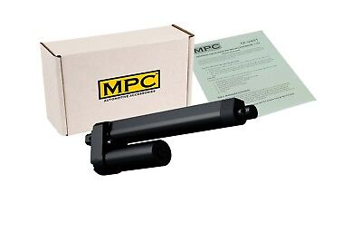 """HD Series – 12 Volt Heavy Duty Linear Actuator w/6"""" stroke with 770 lb Max Load"""
