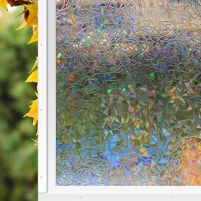 Vinyl Stained Glass Window Film.Vinyl Static Cling Privacy Stained Glass Door Window Film